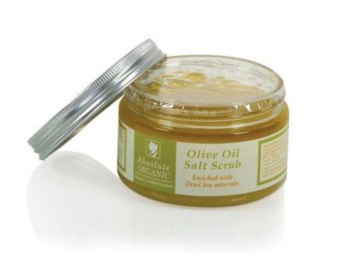 SCRUB solny z oliwą z oliwek 250 ml