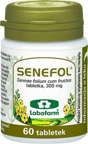 SENEFOL x 60 tabletek