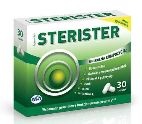 STERISTER x 30 kapsułek
