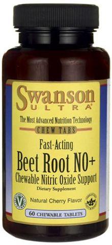 SWANSON Beet Root NO+ x 60 kapsułek