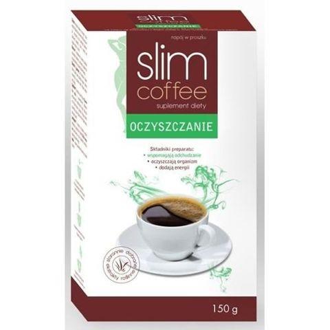 Slim Coffee Oczyszczanie 6g x 25 saszetek