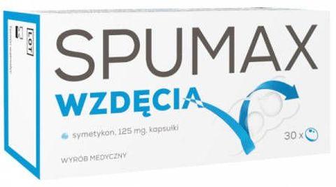 Spumax Wzdęcia x 30 kapsułek