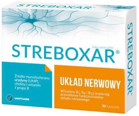 Streboxar x 30 kapsułek