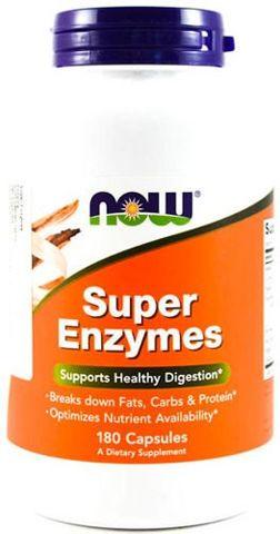 Super Enzymes x 180 kapsułek