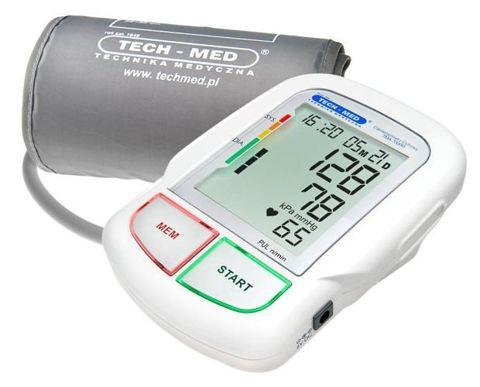 TECH-MED TMA-7000M Ciśnieniomierz automatyczny x 1 sztuka