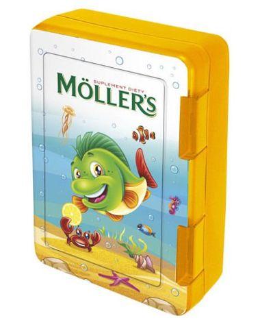 Tran Moller's cytynowy 250ml + LunchBox w prezencie