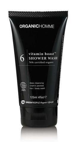 VITAMIN BOOST Witaminowy żel pod prysznic dla mężczyzn 125ml