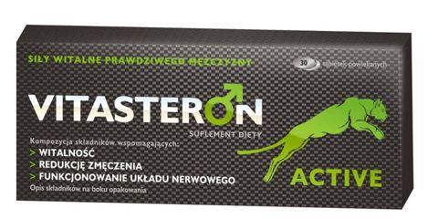VITASTERON Active x 30 tabletek
