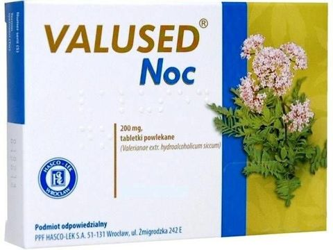 Valused Noc x 30 tabletek