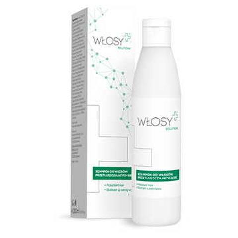 WŁOSY+ Solutions Szampon do włosów przetłuszczających się 200ml