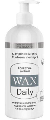 Wax Pilomax Daily szampon do włosów ciemnych 400ml