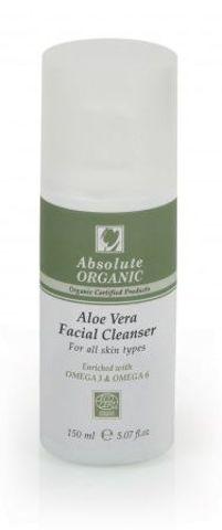 ŻEL myjący Aloe Vera do twarzy 150 ml