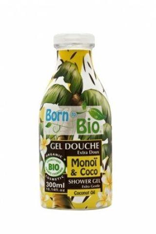 "ŻEL pod prysznic BIO ""Monoi i Kokos"" 300 ml"
